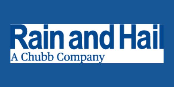Rain and Hail Logo